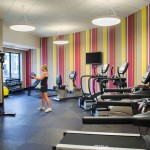 Fitness Room at Hotel Marshfield