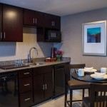 Extended Stay Room Features at Hotel Marshfield